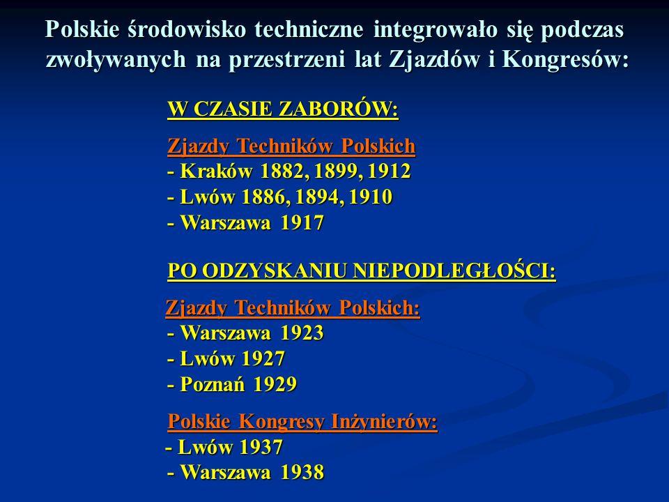 Polskie środowisko techniczne integrowało się podczas