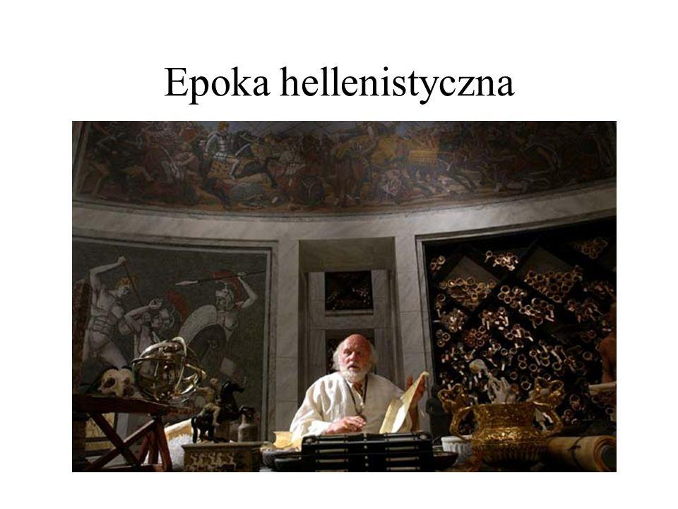 Epoka hellenistyczna