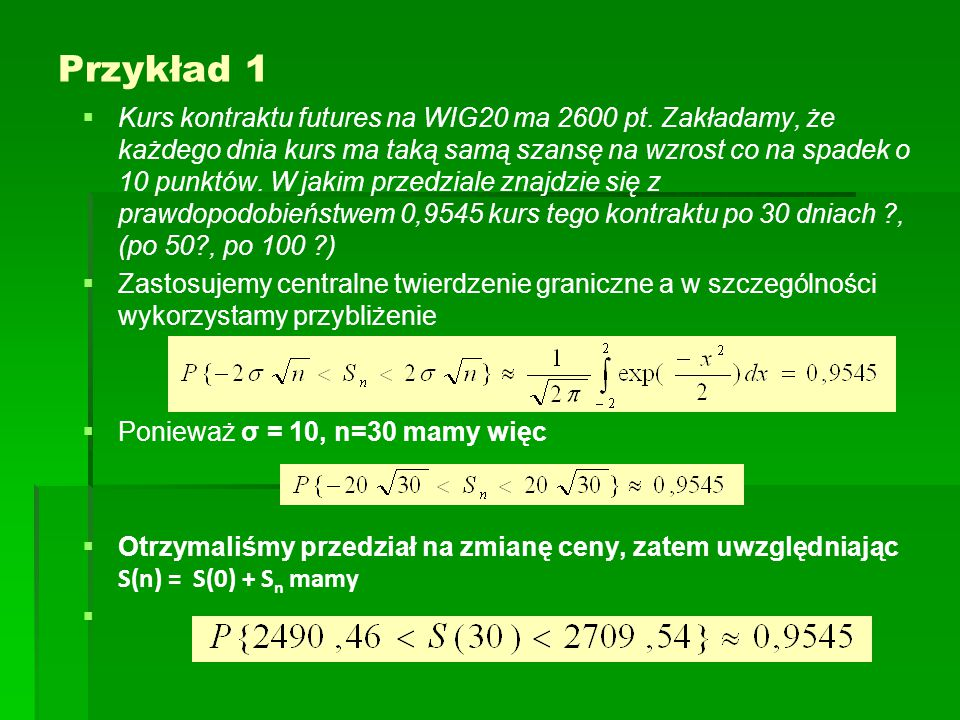 Przykład 1