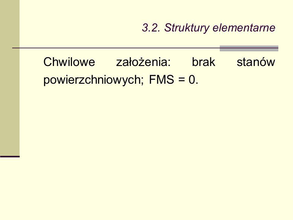 3.2. Struktury elementarne
