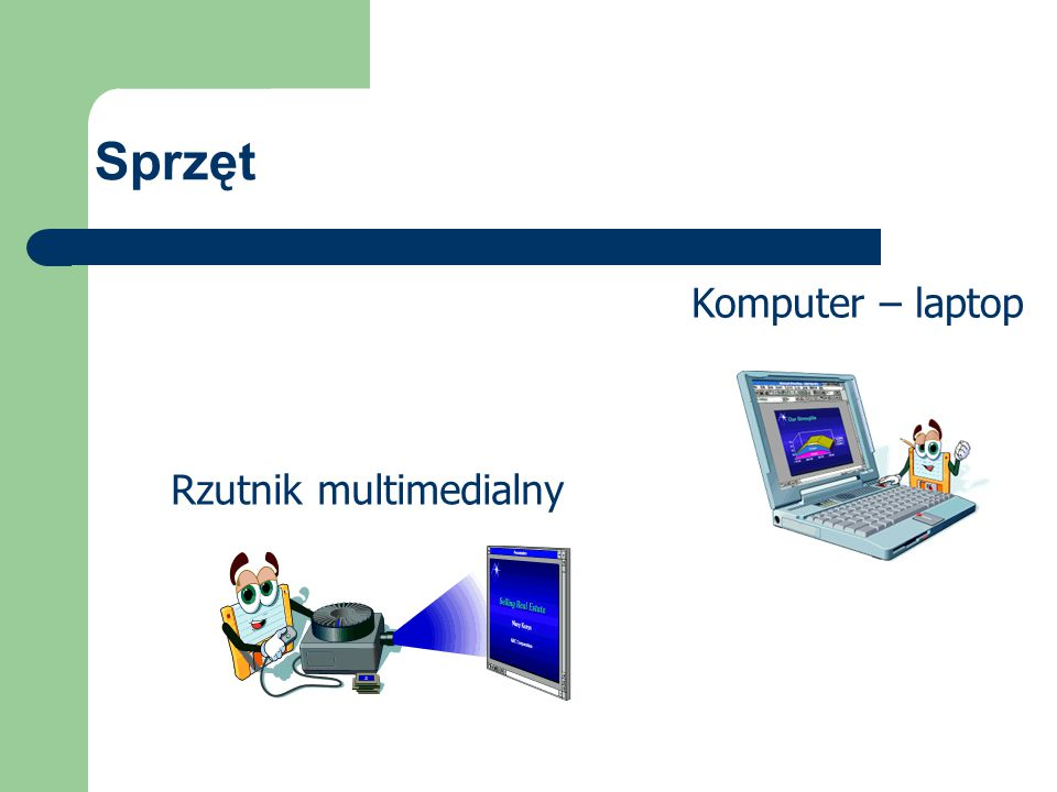 Rzutnik multimedialny