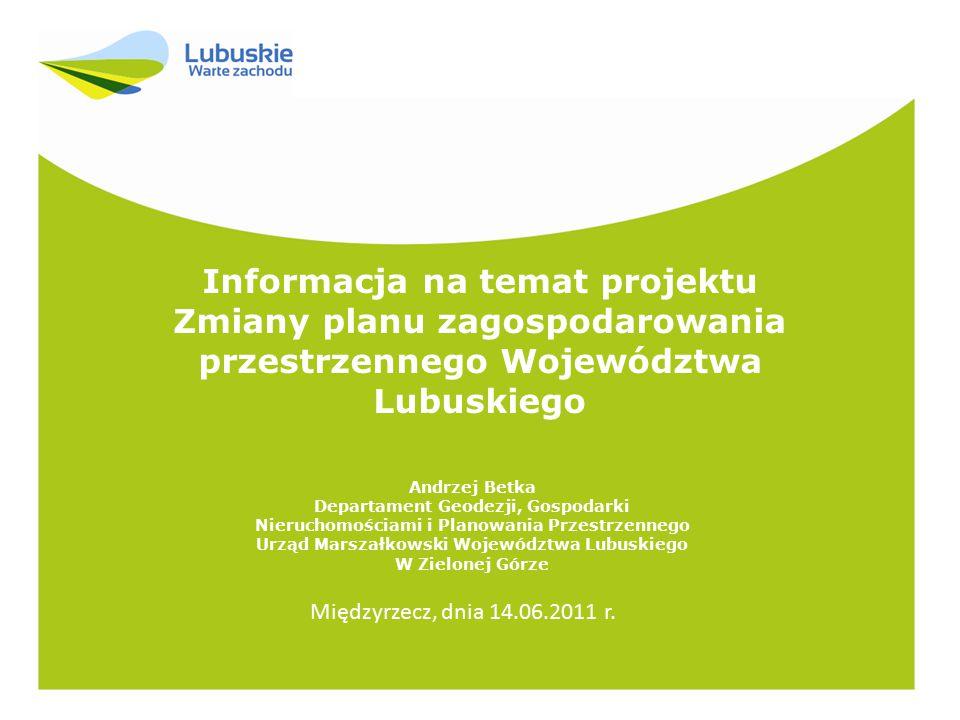 Informacja na temat projektu