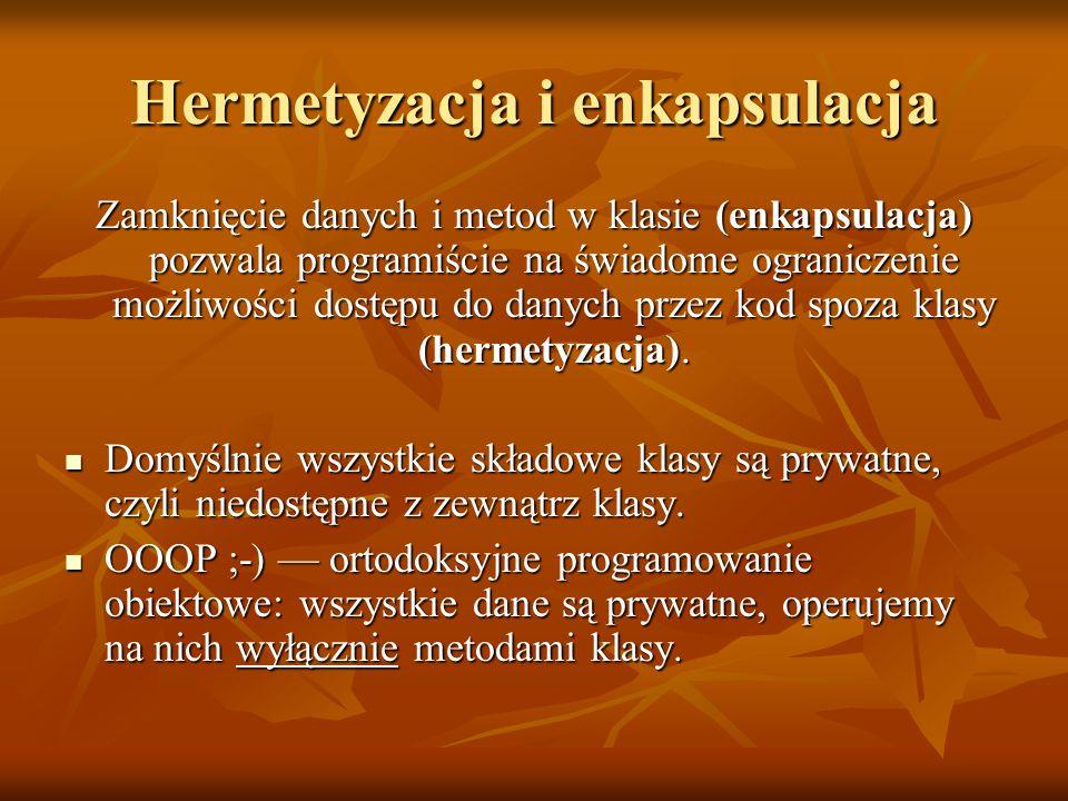 Hermetyzacja i enkapsulacja