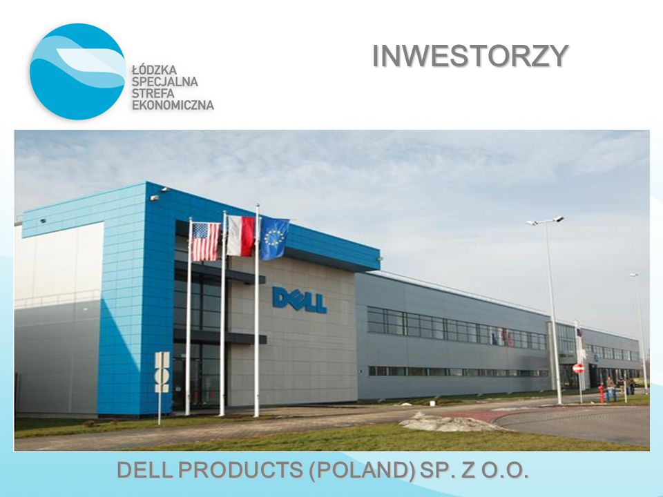 DELL PRODUCTS (POLAND) SP. Z O.O.