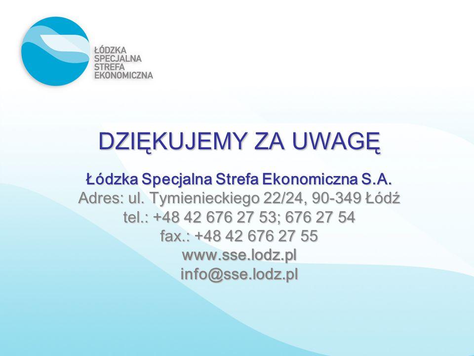 Łódzka Specjalna Strefa Ekonomiczna S.A.