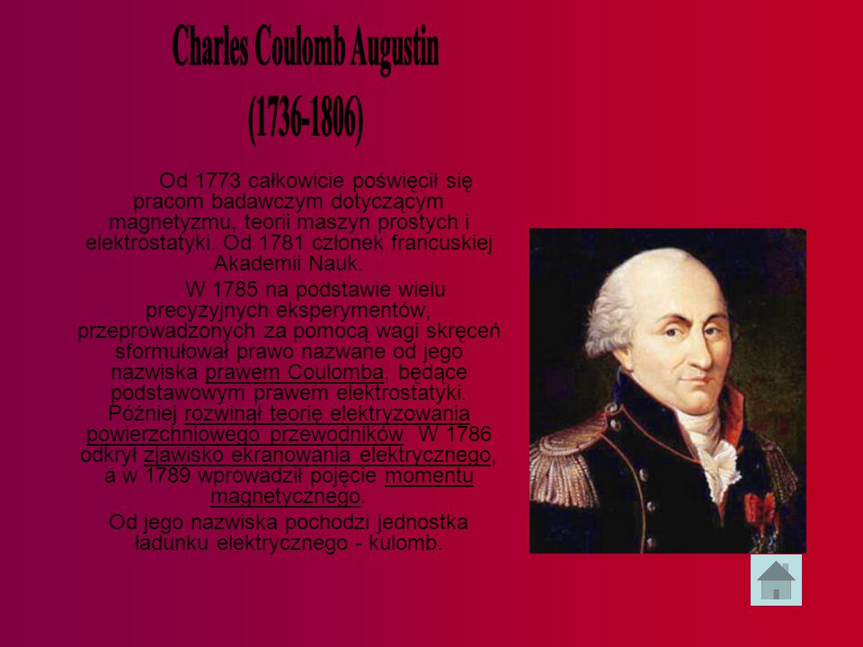 Charles Coulomb Augustin