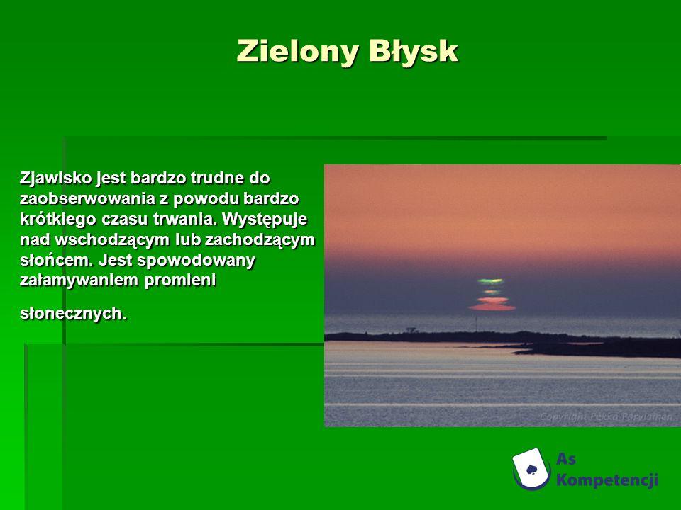 Zielony Błysk