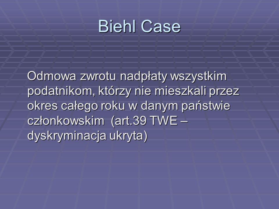 Biehl Case