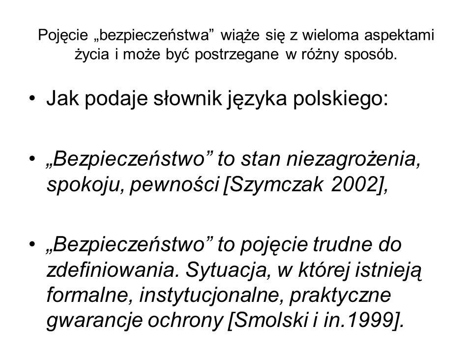 Jak podaje słownik języka polskiego: