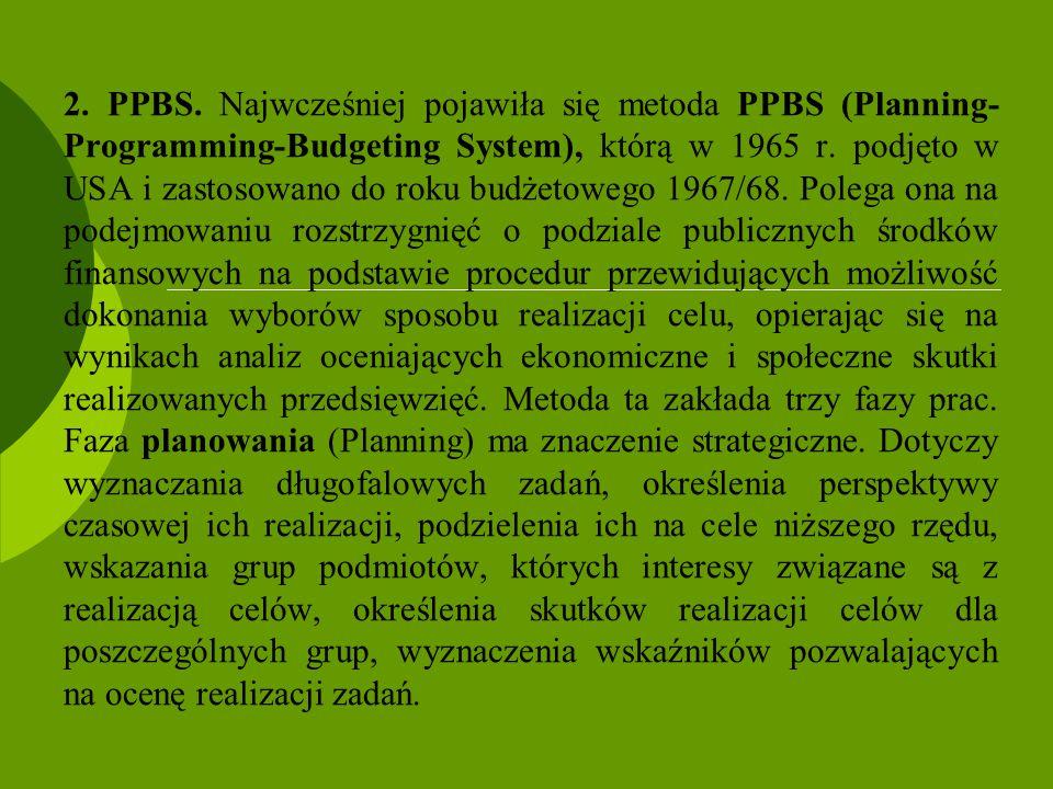 2. PPBS.