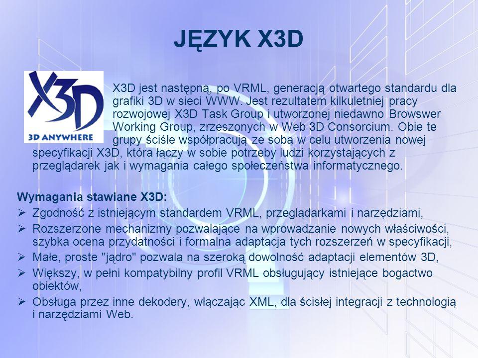 JĘZYK X3D