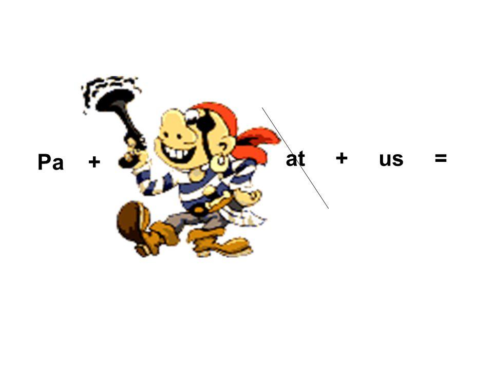 at + us = Pa +