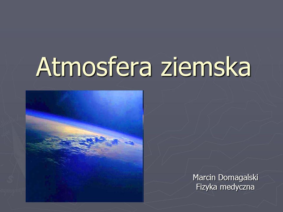 Marcin Domagalski Fizyka medyczna