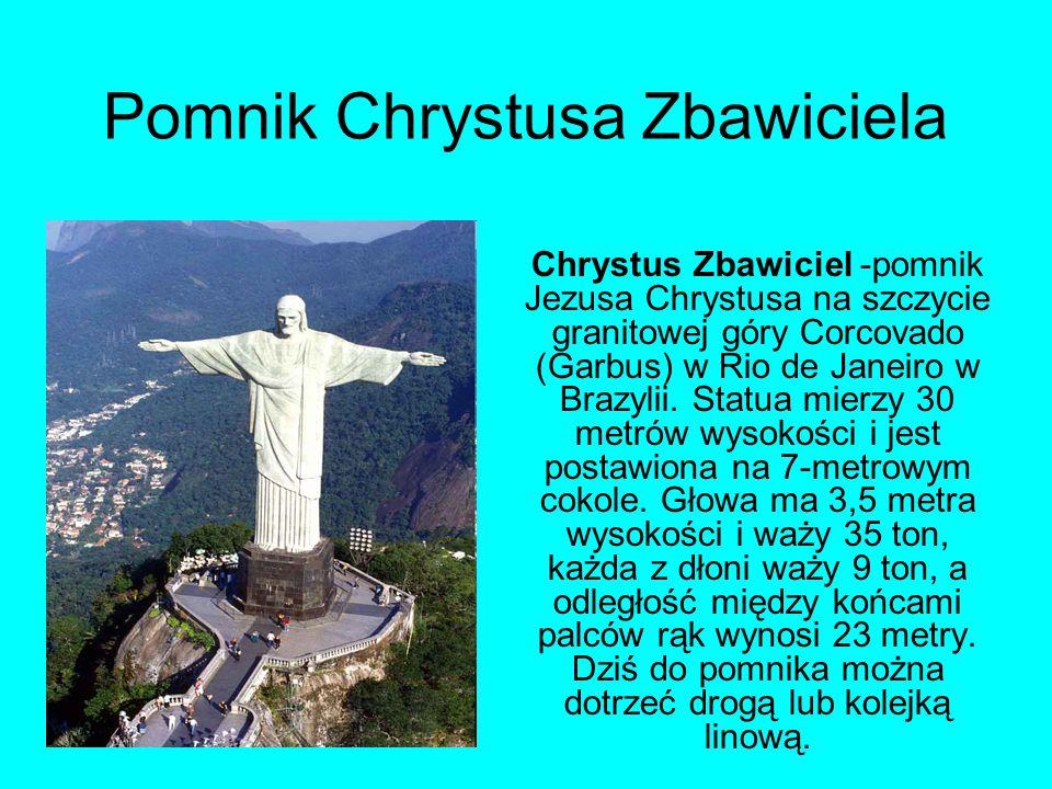 Pomnik Chrystusa Zbawiciela