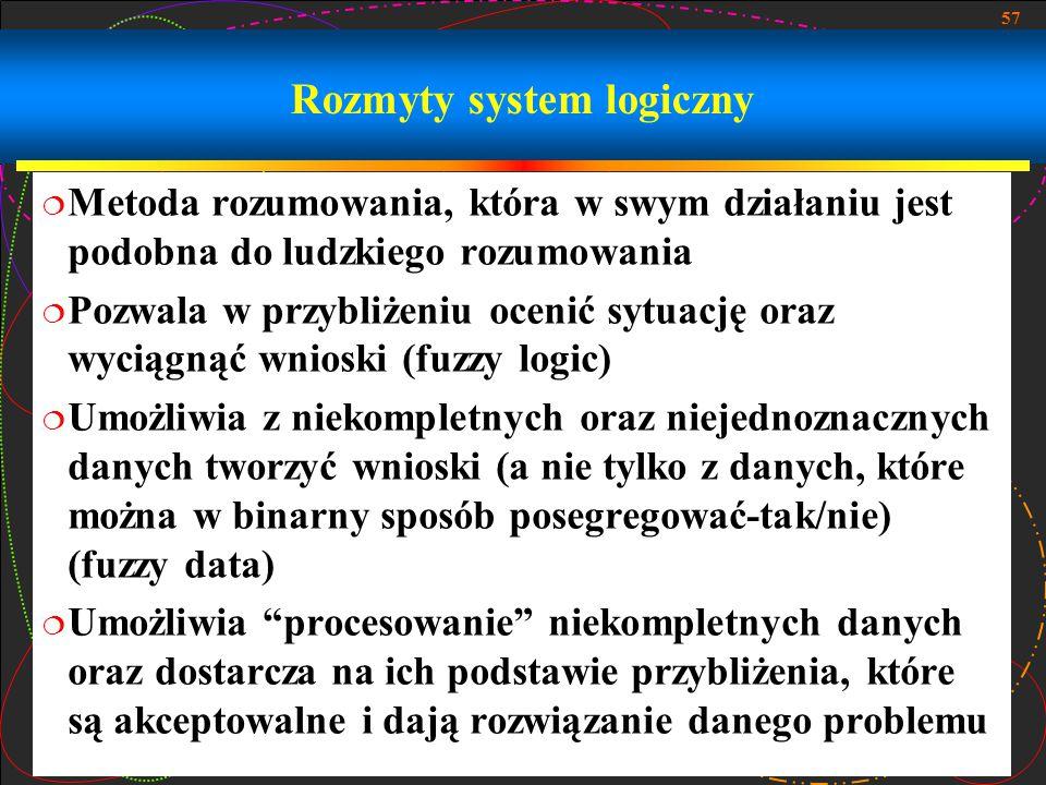 Rozmyty system logiczny