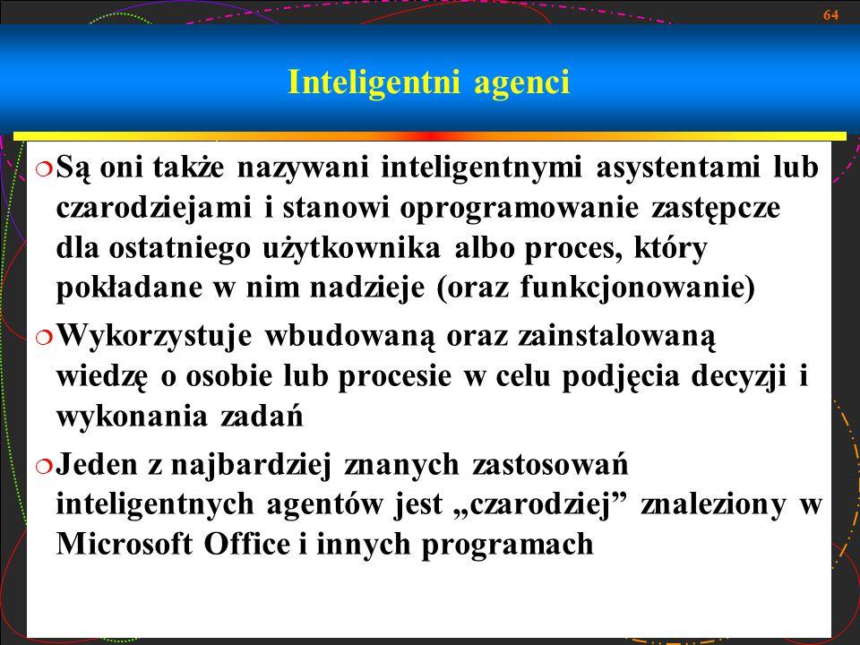 Inteligentni agenci