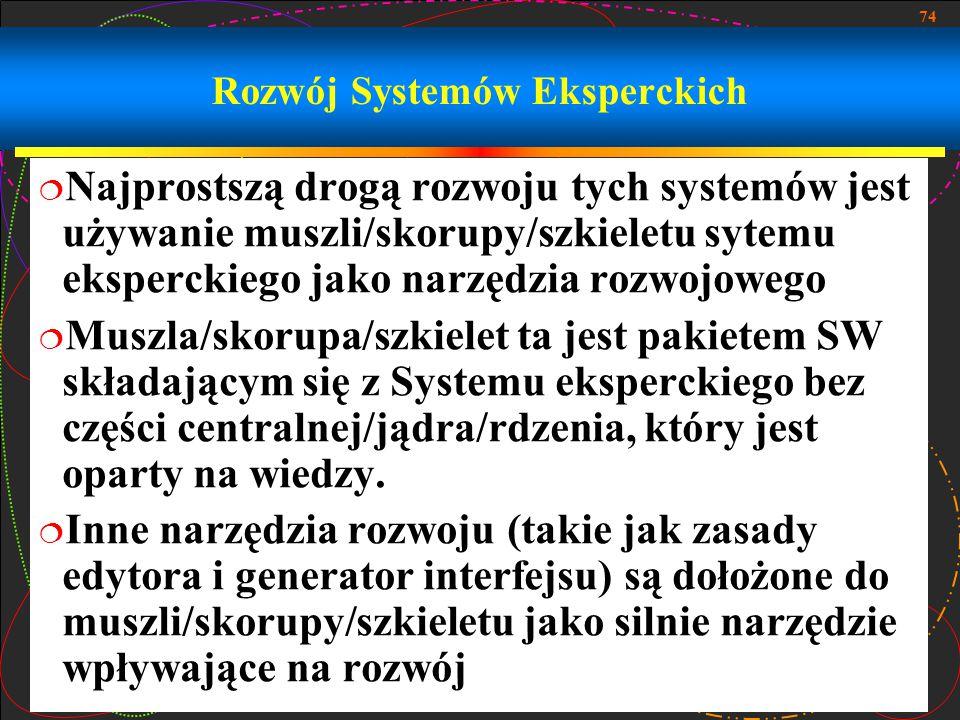 Rozwój Systemów Eksperckich