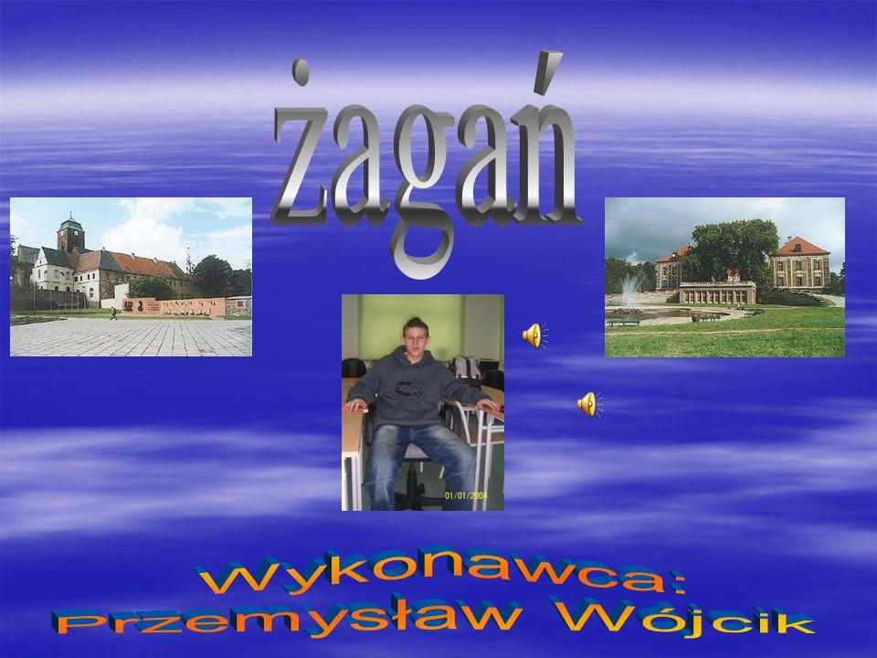 żagań Wykonawca: Przemysław Wójcik
