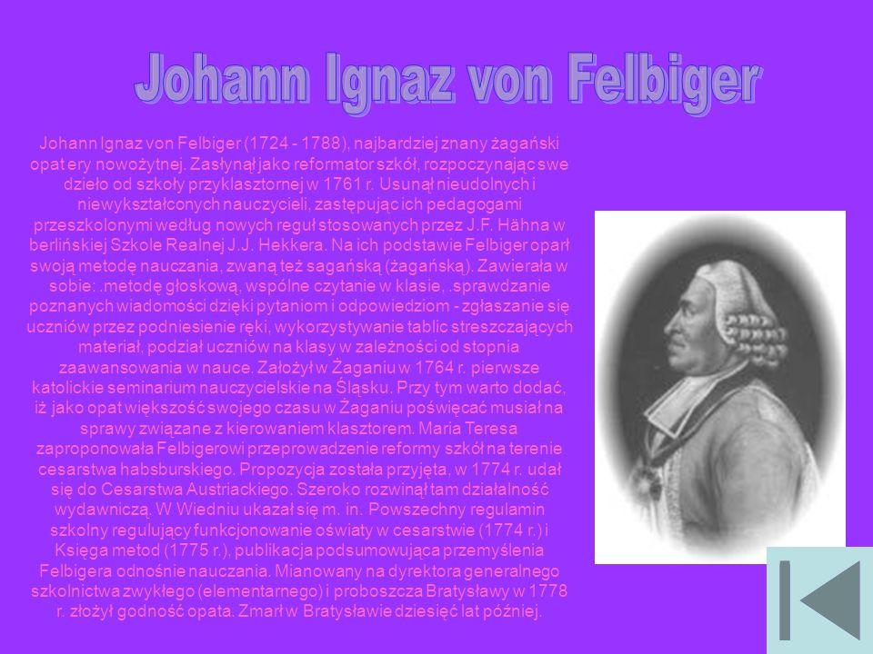 Johann Ignaz von Felbiger