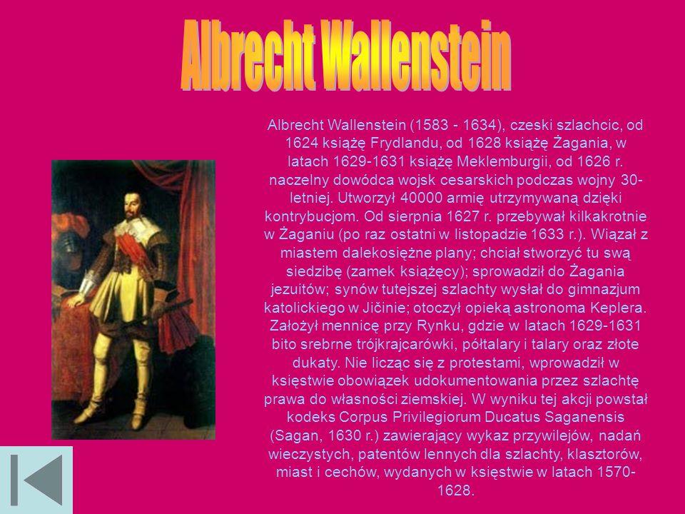 Albrecht Wallenstein