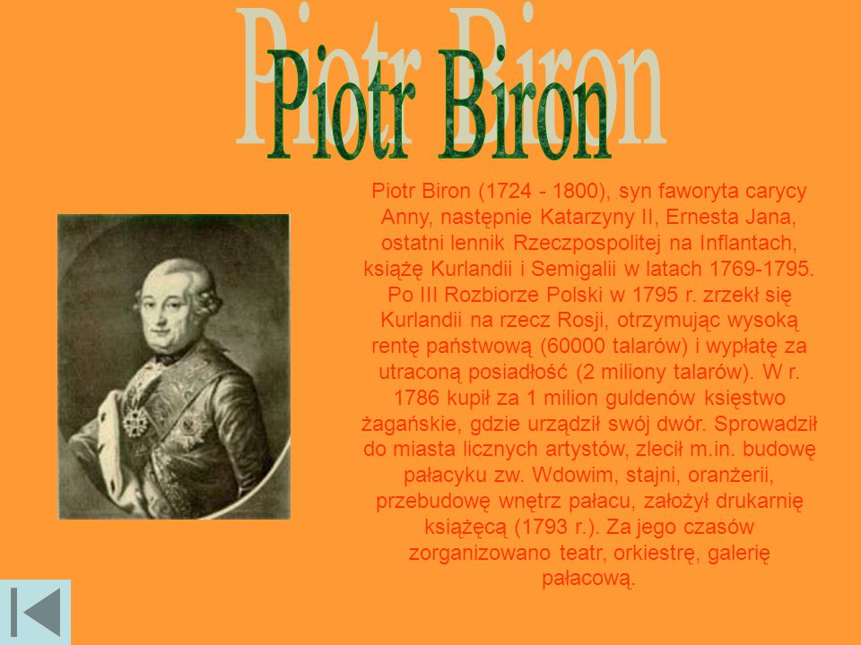 Piotr Biron