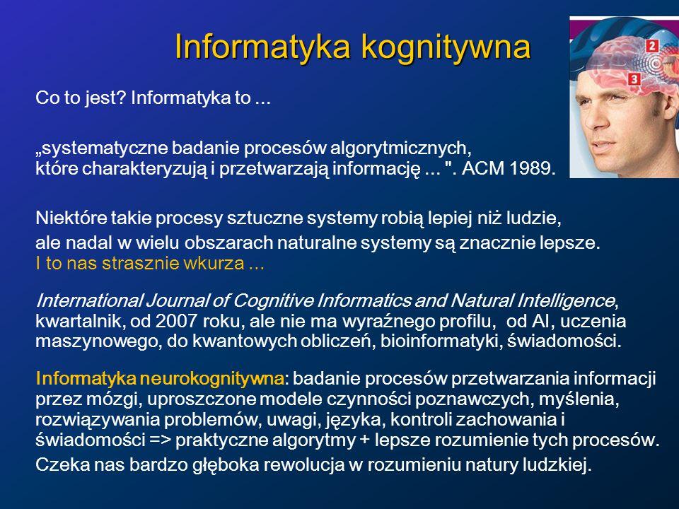 Informatyka kognitywna