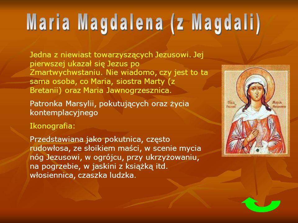Maria Magdalena (z Magdali)