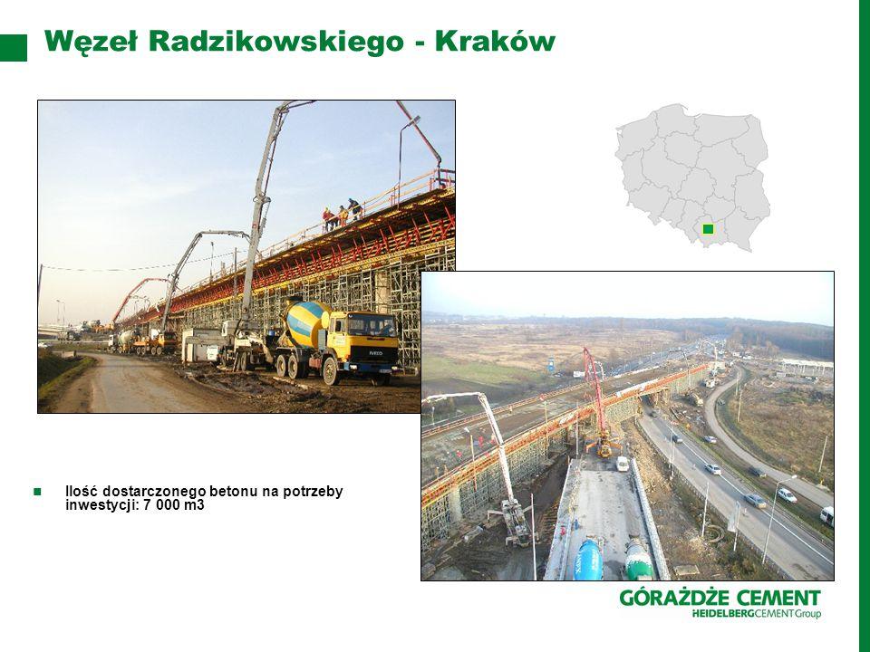 Węzeł Radzikowskiego - Kraków