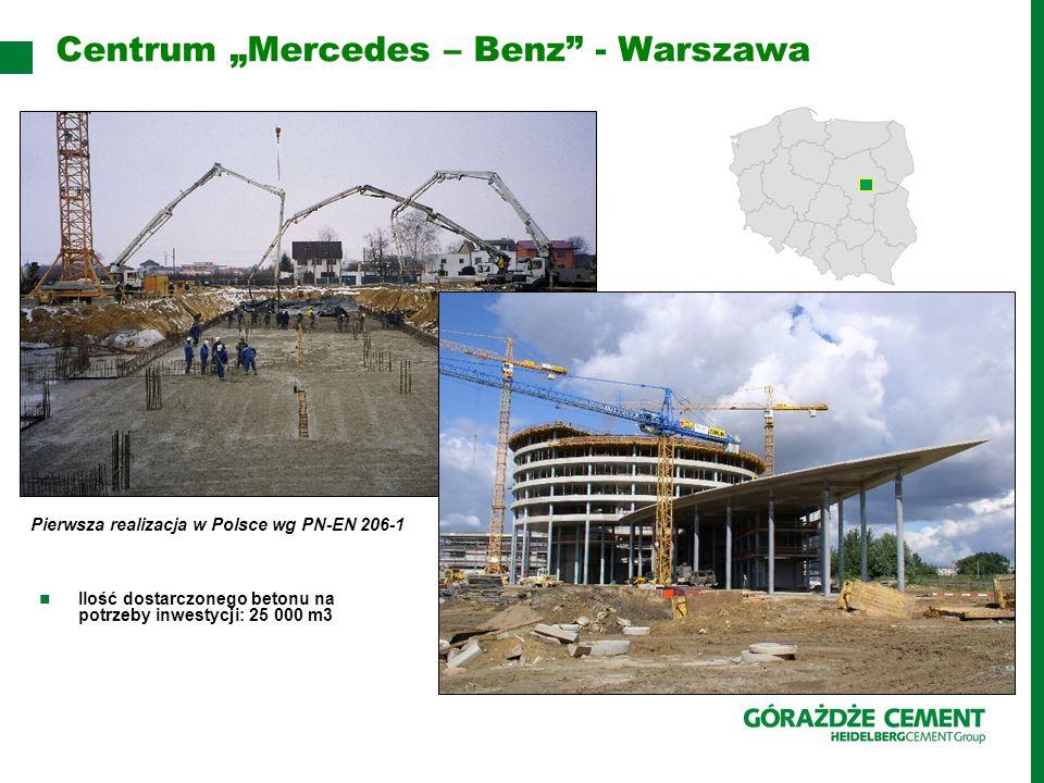 """Centrum """"Mercedes – Benz - Warszawa"""