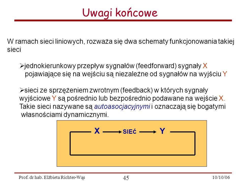 Teoretyczne Podstawy Informatyki - Rok I - kierunek IS w IFAiIS UJ - 2005/2006