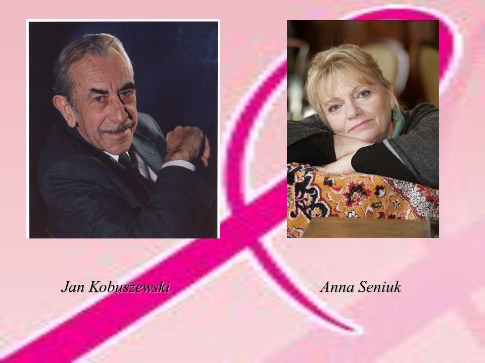 Jan Kobuszewski Anna Seniuk