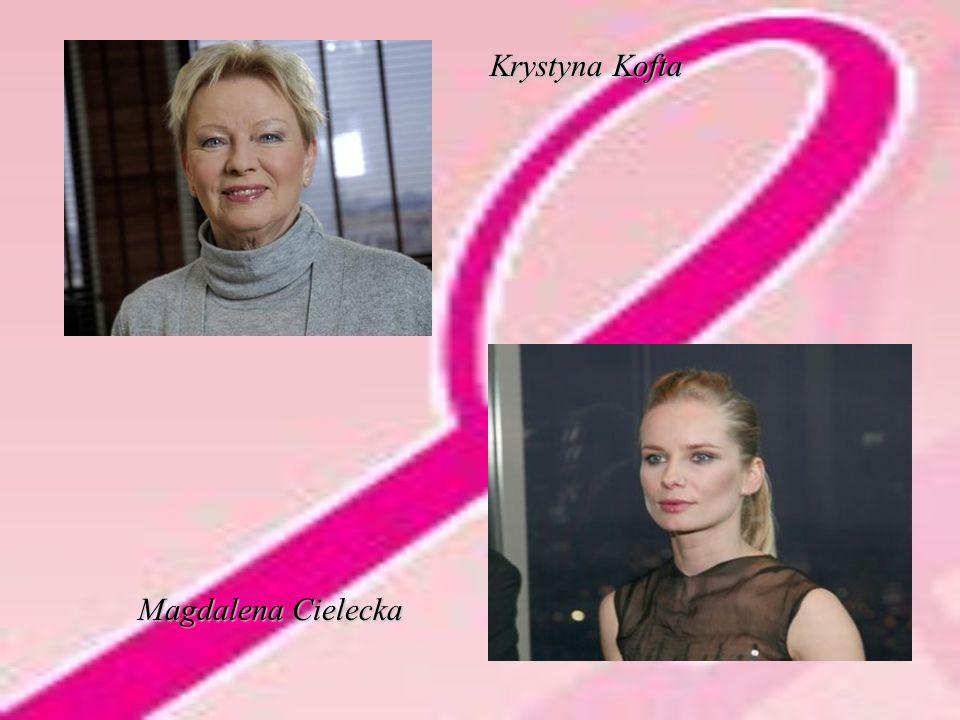 Krystyna Kofta Magdalena Cielecka