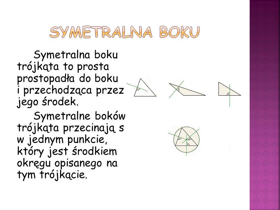 Symetralna boku
