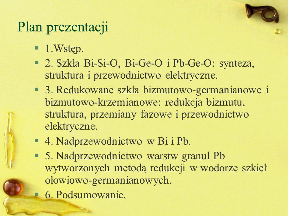 Plan prezentacji 1.Wstęp.