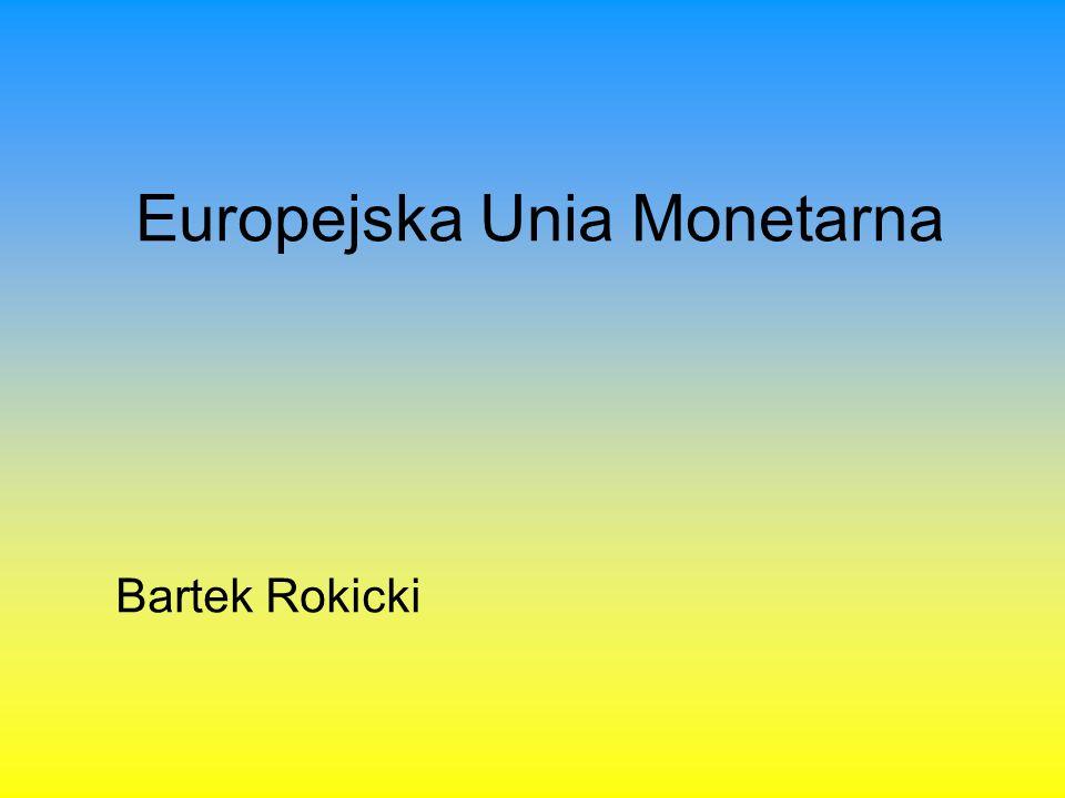 Europejska Unia Monetarna