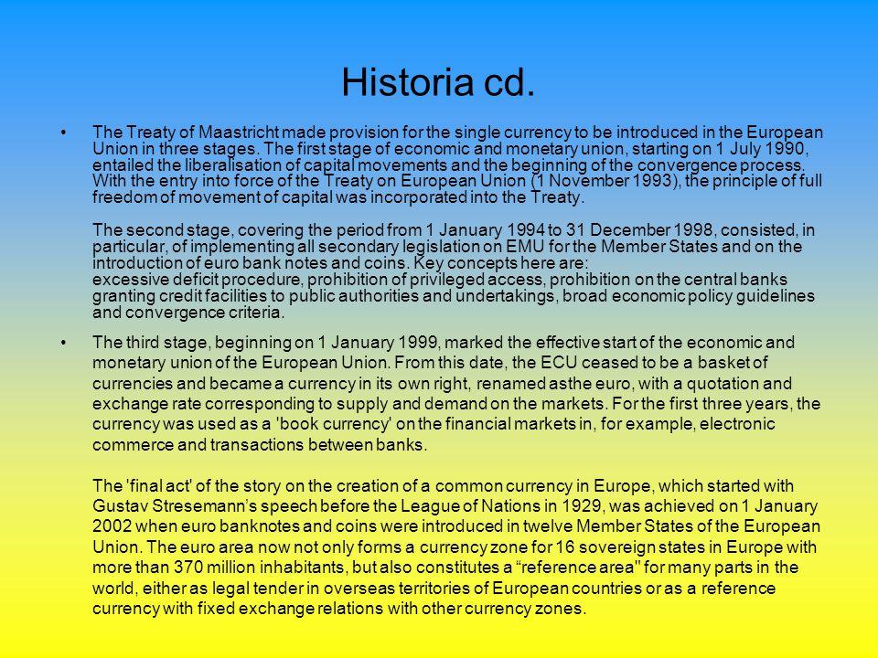 Historia cd.
