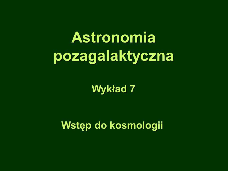 Astronomia pozagalaktyczna