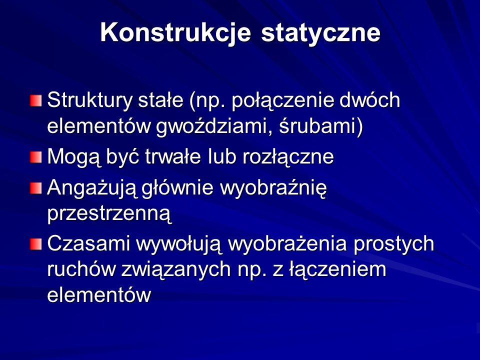 Konstrukcje statyczne