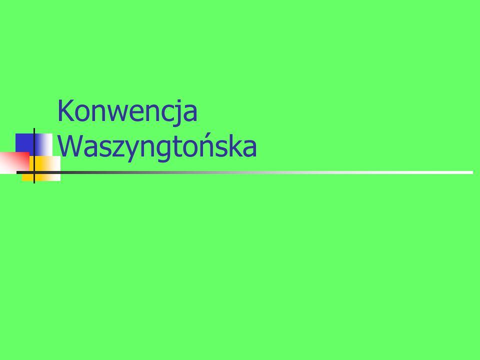 Konwencja Waszyngtońska