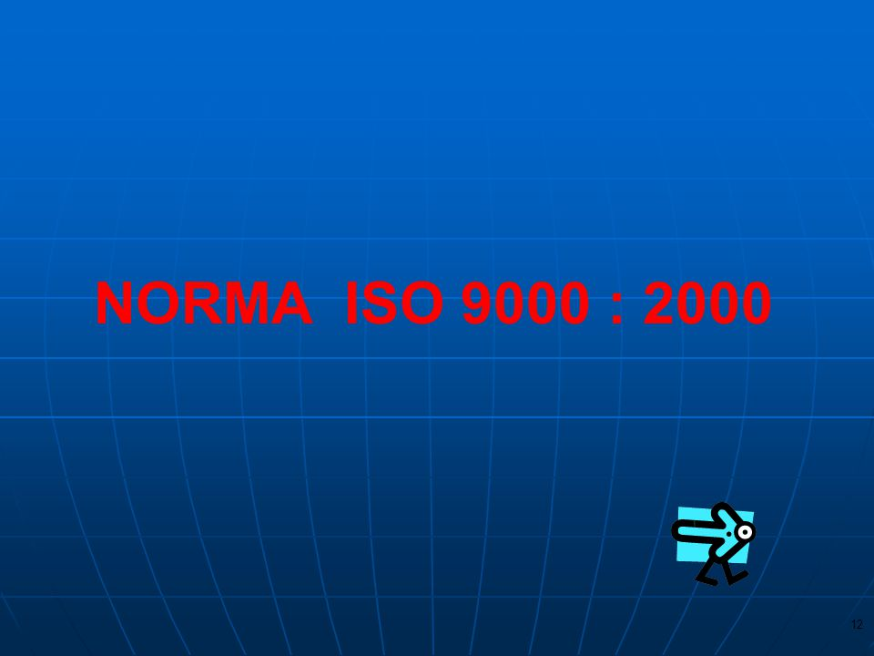 NORMA ISO 9000 : 2000