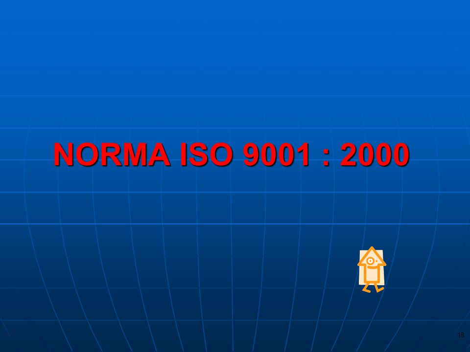 NORMA ISO 9001 : 2000