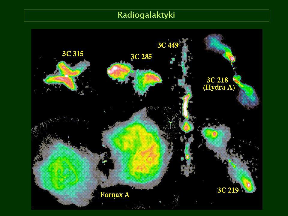 Radiogalaktyki