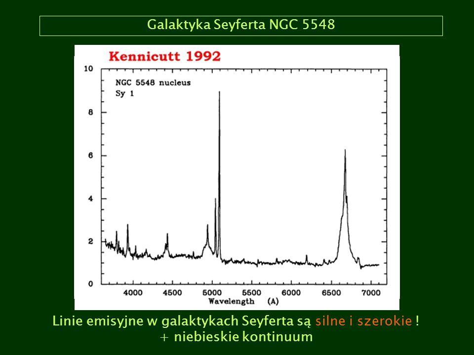 Galaktyka Seyferta NGC 5548