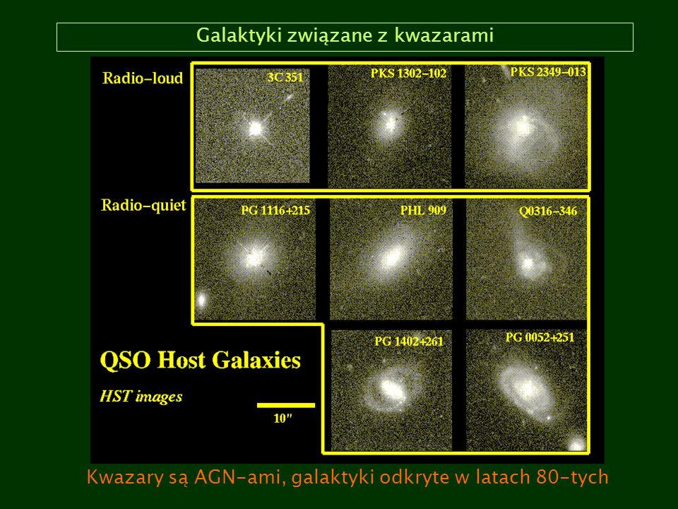 Galaktyki związane z kwazarami