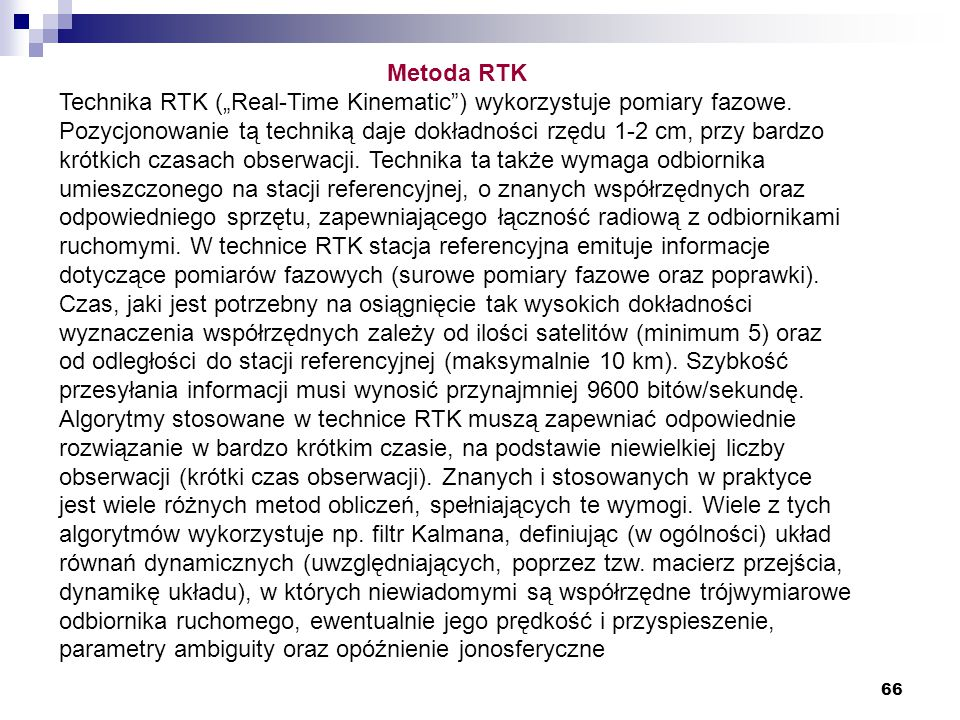 Metoda RTK