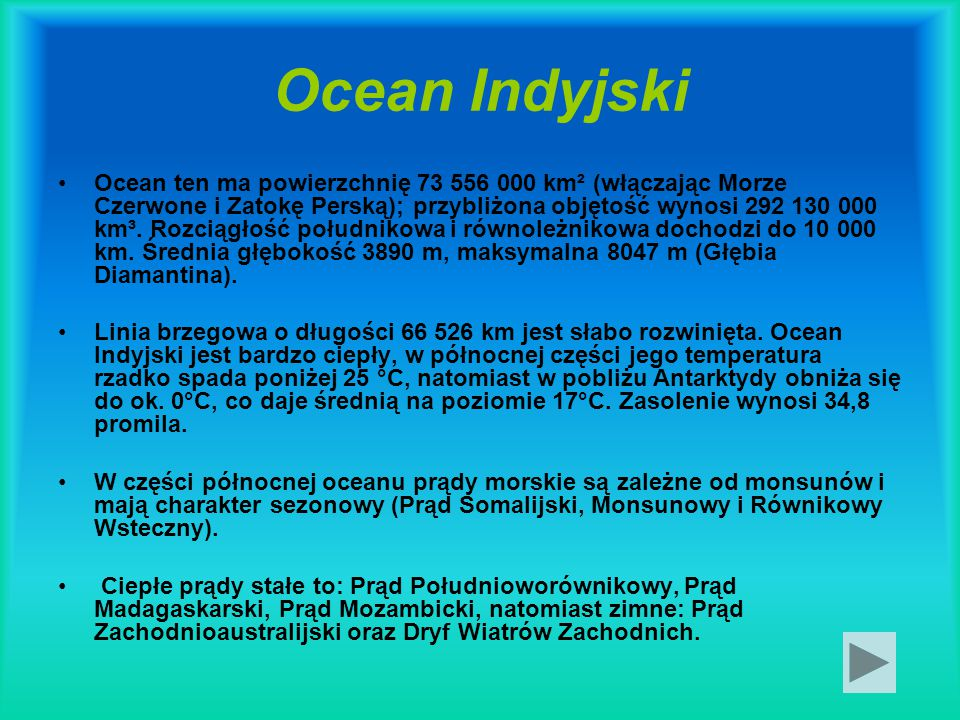 Ocean Indyjski