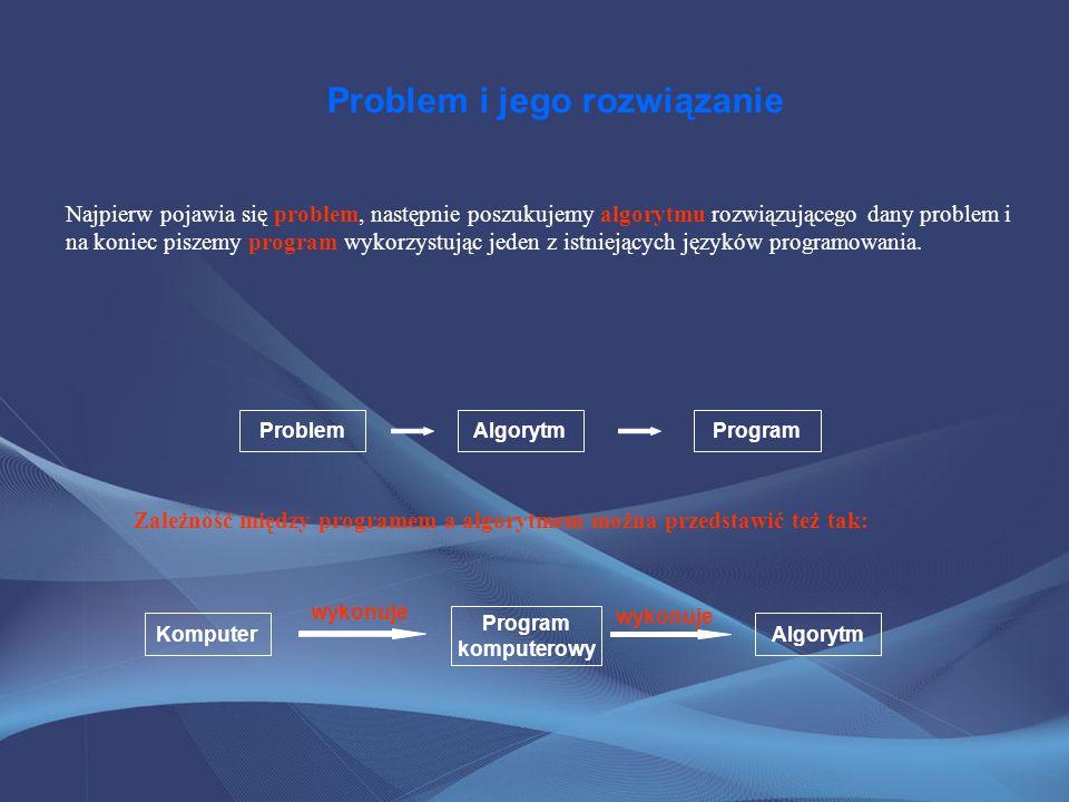 Problem i jego rozwiązanie