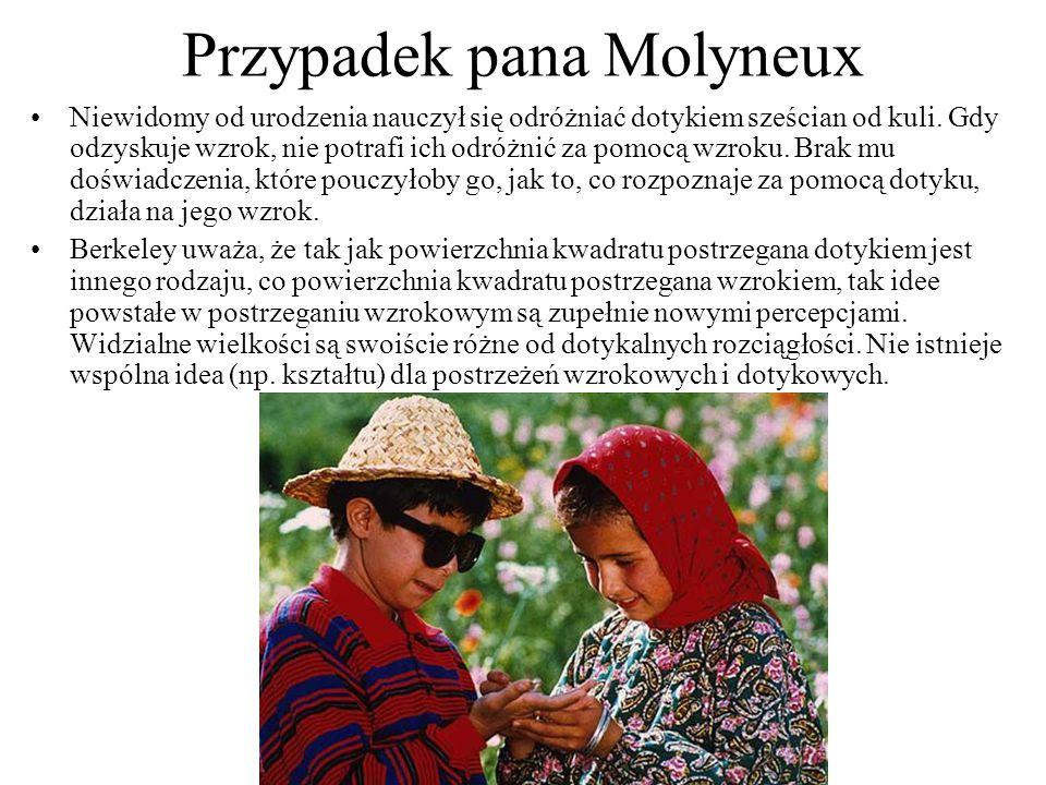 Przypadek pana Molyneux