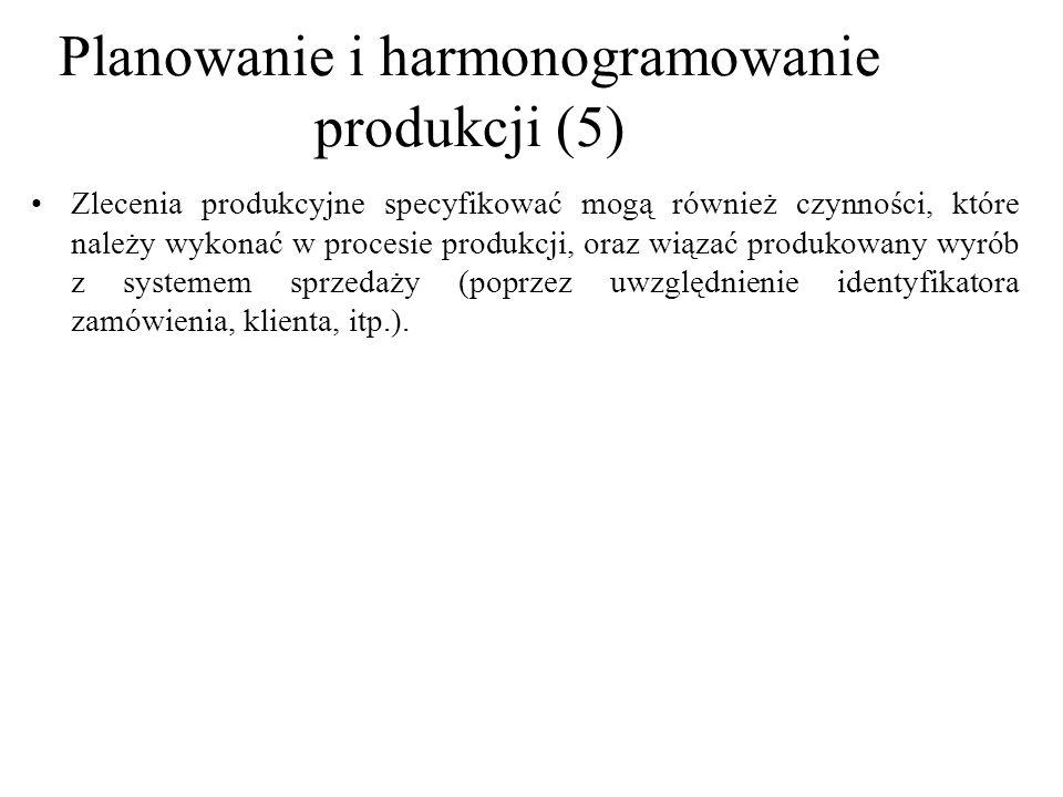 Planowanie i harmonogramowanie produkcji (5)