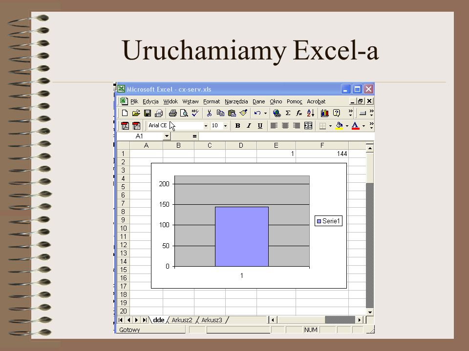 Uruchamiamy Excel-a admin@plcs.pl